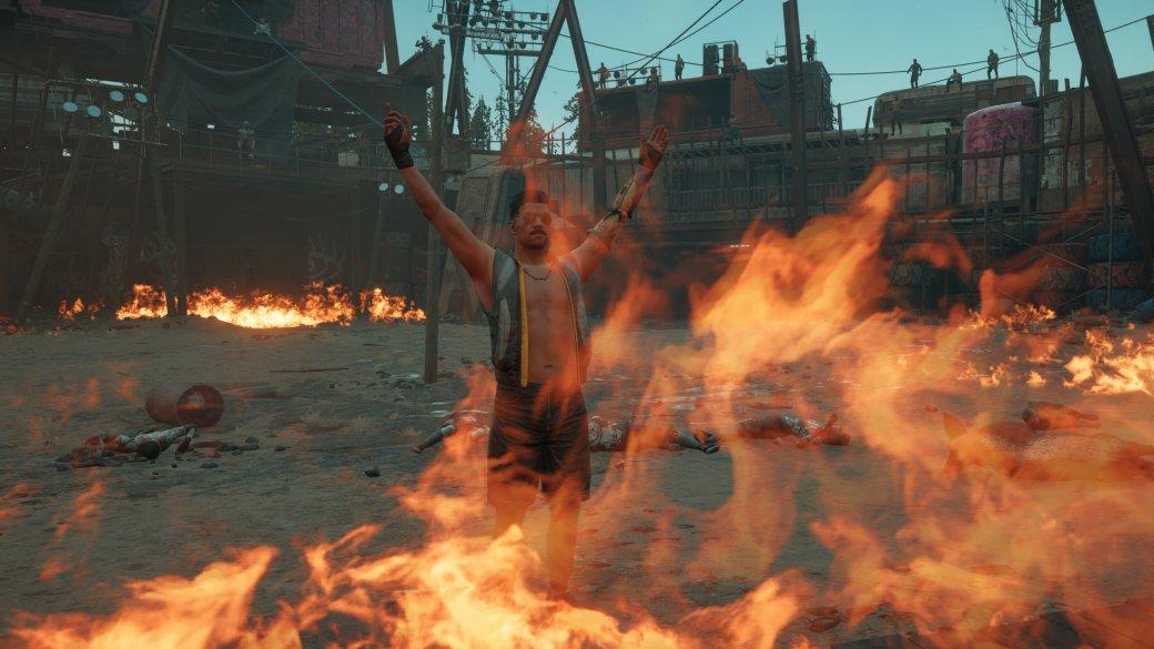 Как выглядит Far Cry: New Dawn? Самые красивые, атмосферные и дурацкие кадры, сделанные нами | Канобу
