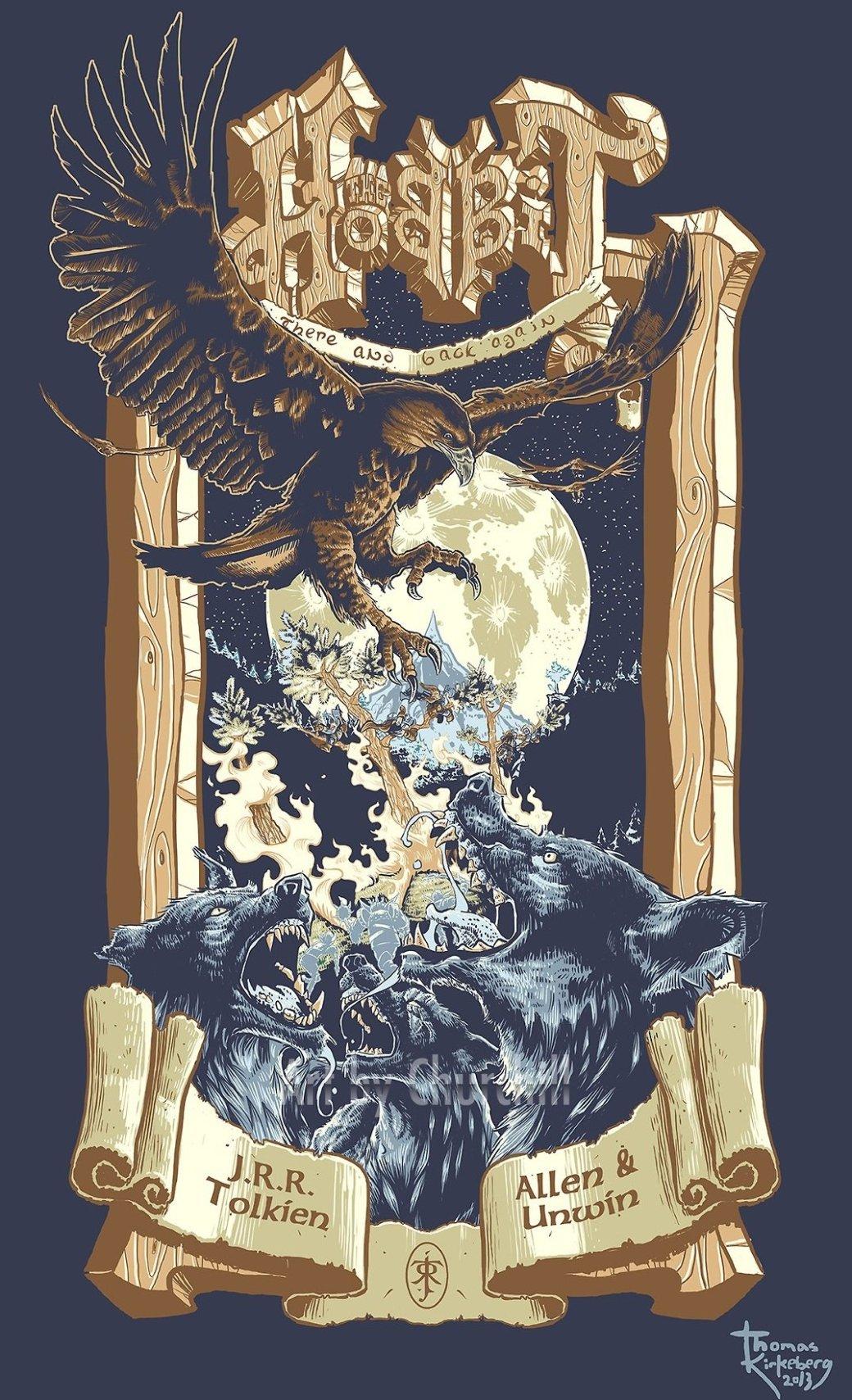 Нелепые смерти во «Властелине Колец»   Канобу - Изображение 3