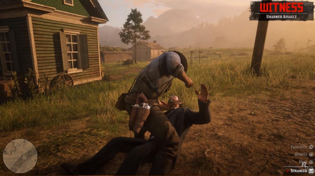 Что нового мыузнали изгеймплея Red Dead Redemption 2: глубокий мир, своя банда, социальные связи. - Изображение 6