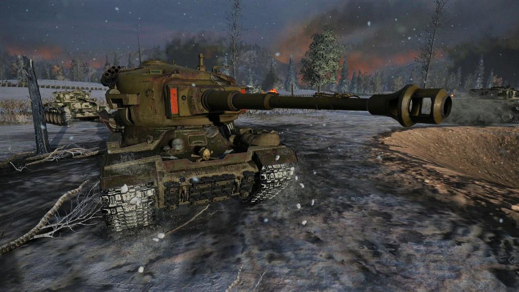 Разбираем World of Tanks Mercenaries | Канобу - Изображение 2