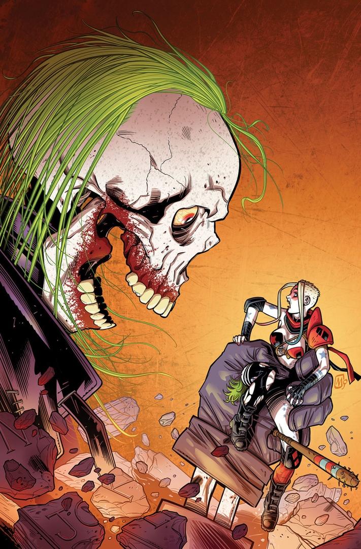 Старушка Харли Квинн получила свою постапокалиптическую серию комиксов   Канобу - Изображение 2637