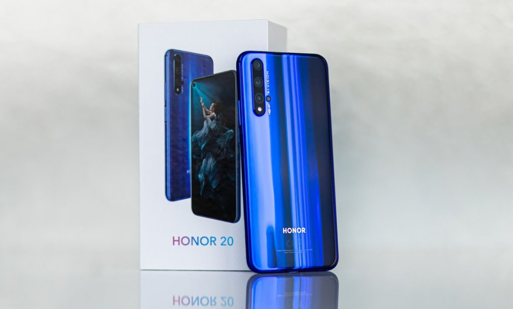 Honor 20выходит вРоссии: объявлена цена идата старта продаж | Канобу - Изображение 1404