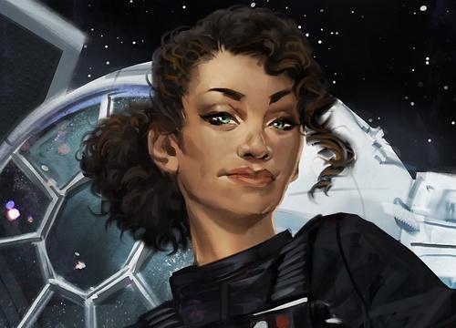 Нетолько Лея! 5 главных женских персонажей нового канона «Звездных Войн». - Изображение 35