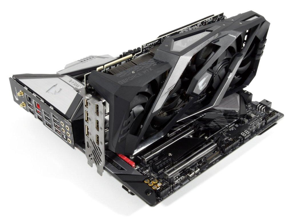Тестируем видеокарту GeForce RTX 2080 Ti AORUS Xtreme и материнскую плату GIGABYTE Z390 AORUS Xtreme | Канобу - Изображение 32