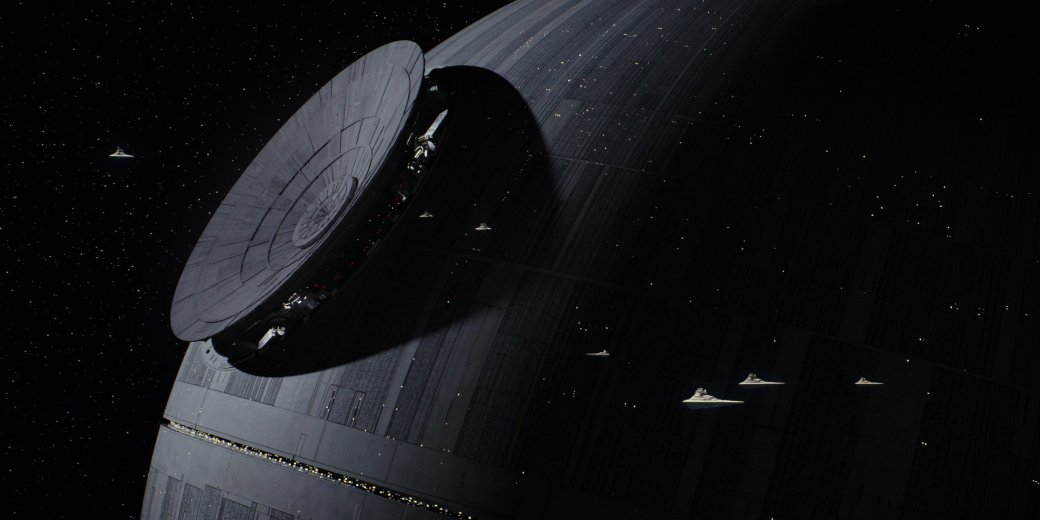 Рецензия на «Изгой-один: Звёздные войны. Истории» | Канобу - Изображение 12
