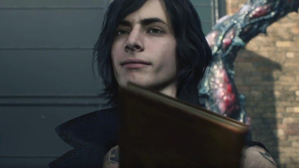У Данте намечается новый опасный враг в новом трейлере Devil May Cry V | Канобу - Изображение 1
