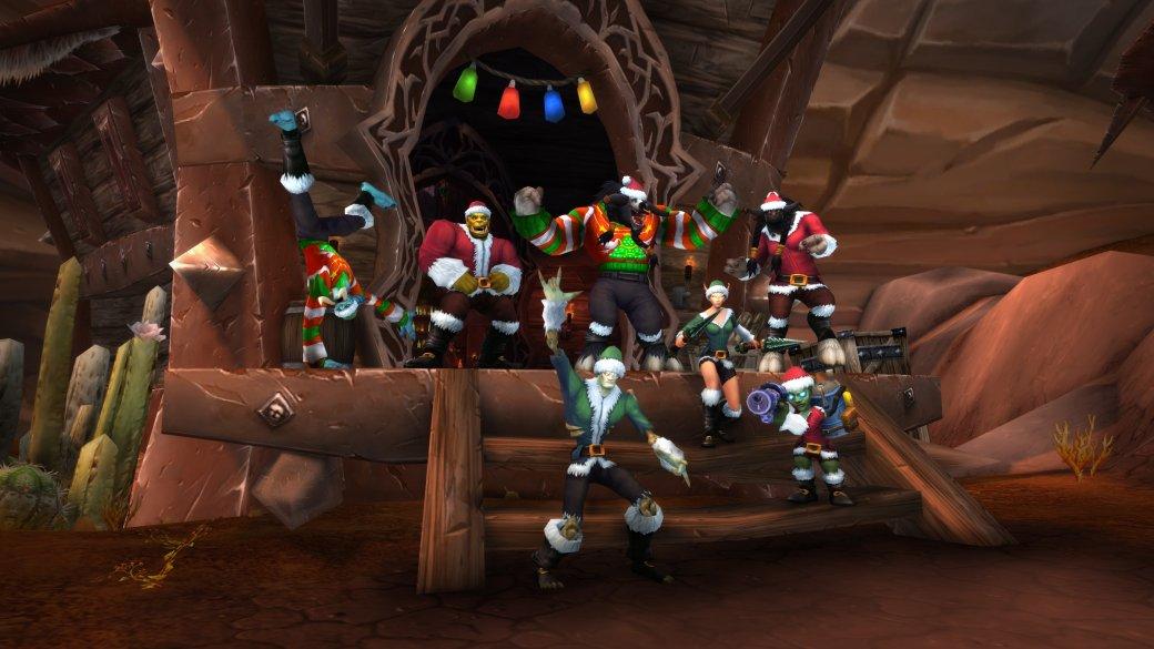 Где зарядиться новогодней атмосферой? Праздничные события в онлайн-играх | Канобу - Изображение 3146