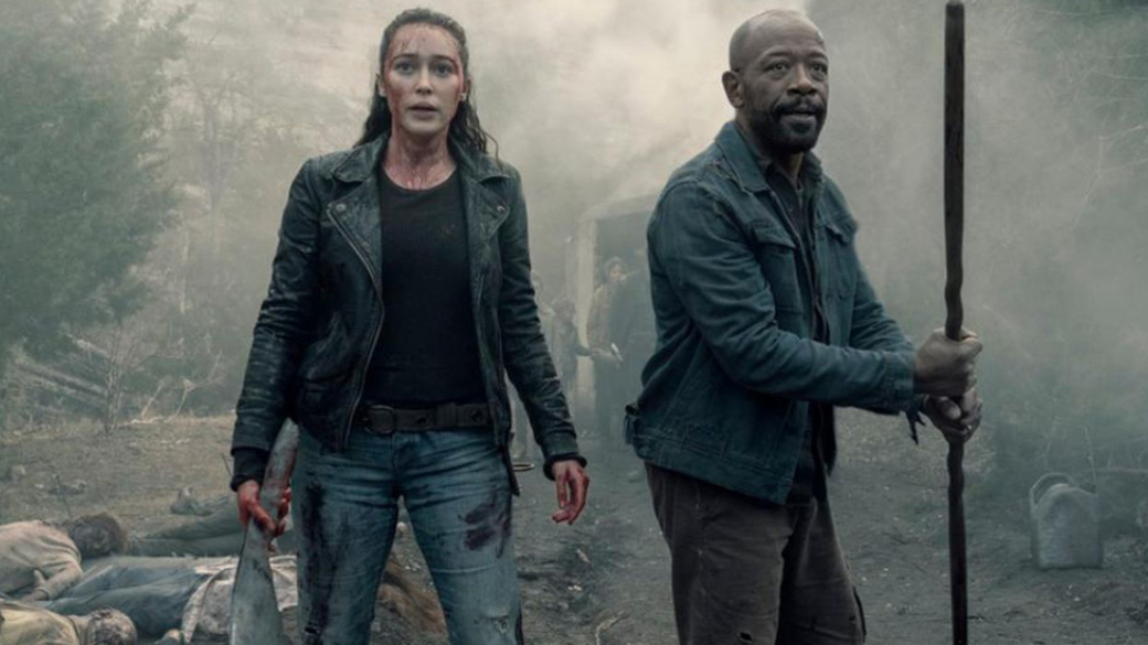Сериал Ходячие мертвецы  (Walking Dead) - сюжет, актеры и роли, спойлеры, стоит ли смотреть | Канобу - Изображение 13