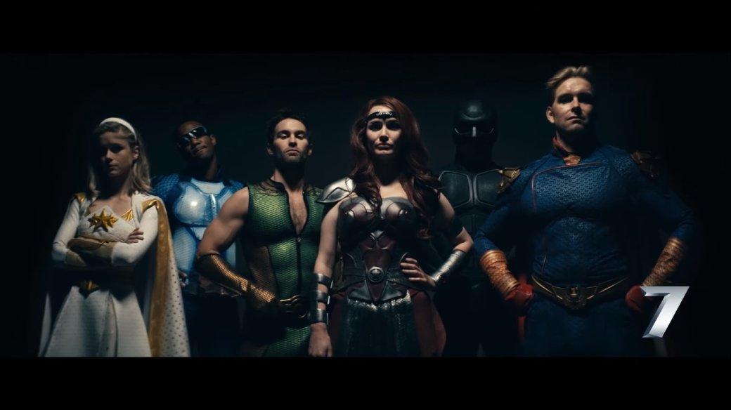 Обычный человек вступает вборьбу ссупергероями вфинальном мрачном трейлере «Пацанов» отAmazon | Канобу - Изображение 1
