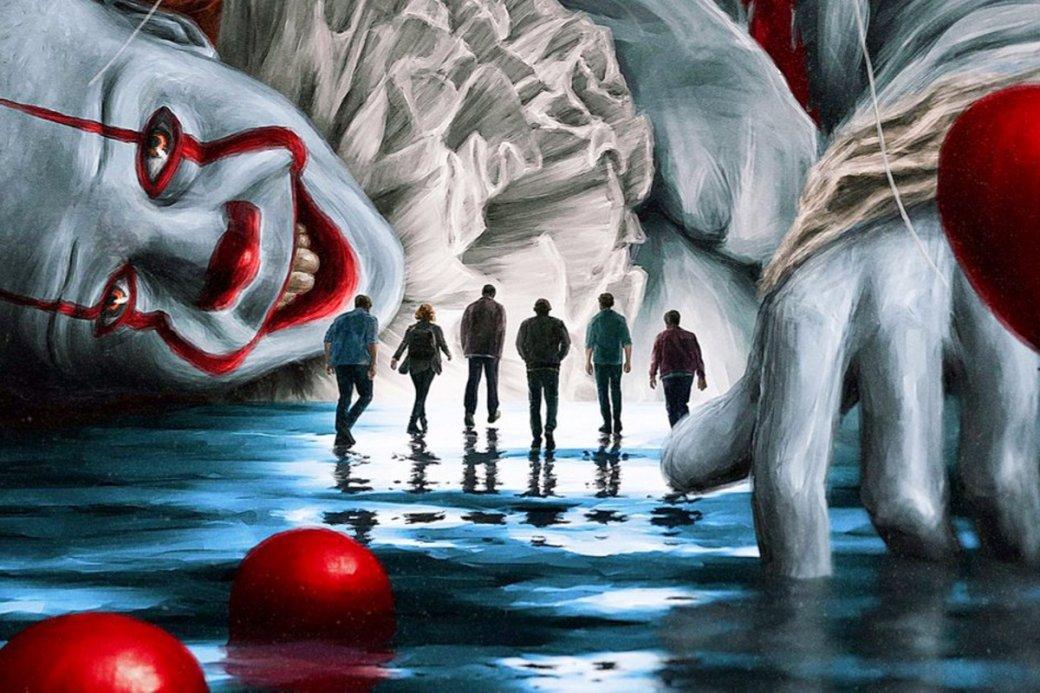 5 сюжетных линий, вкоторых фильм «Оно 2» превзошел книгу Стивена Кинга | Канобу