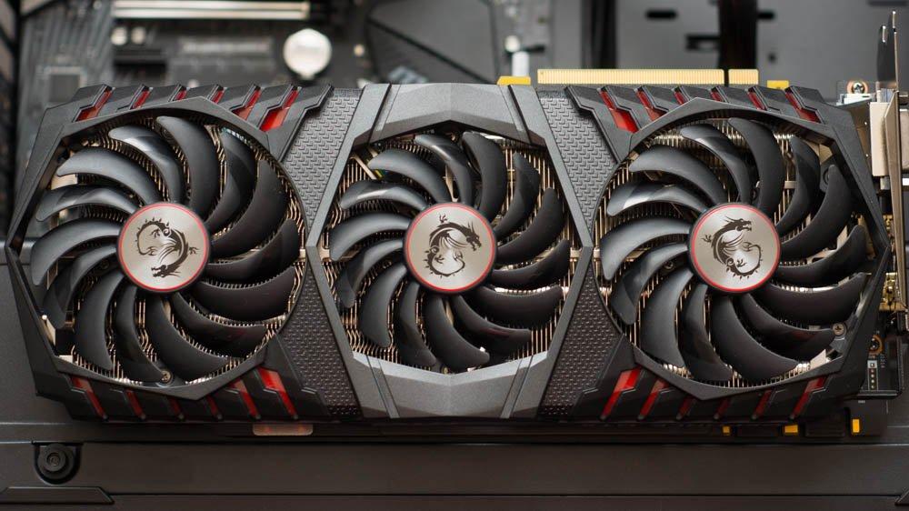 Обзор MSI GeForce GTX 1080 TiGaming XTrio— всемогущий Змей Горыныч. - Изображение 2