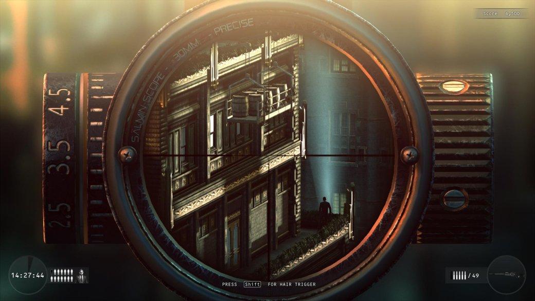 Вид на убийство: рецензия на Hitman: Sniper Challenge | Канобу - Изображение 1