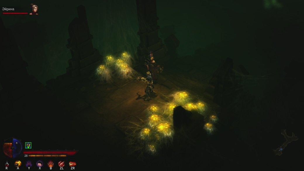 Обзор Diablo 3 на Nintendo Switch   Канобу - Изображение 6