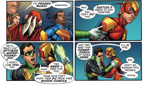 ЛГБТ-версии персонажей комиксов Marvel иDCвпараллельных вселенных | Канобу - Изображение 5