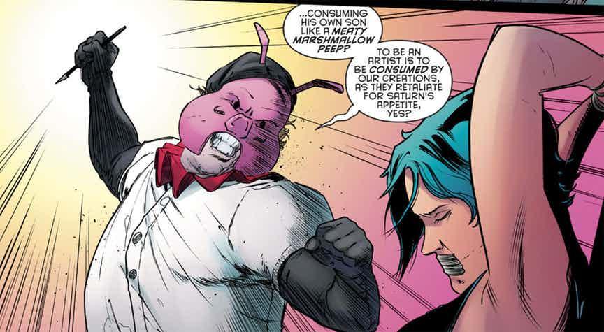 Один из классических врагов Бэтмена вернулся в комиксы DC | Канобу - Изображение 11485