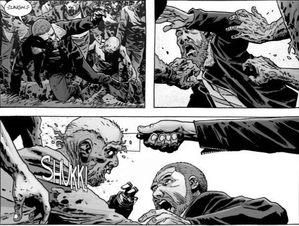 Война с Шепчущимися в комиксе The Walking Dead не оправдала ожиданий | Канобу - Изображение 34