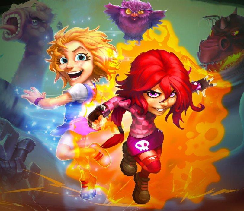 Обзор Giana Sisters: Twisted Dreams - рецензия на игру Giana Sisters: Twisted Dreams   Рецензии   Канобу