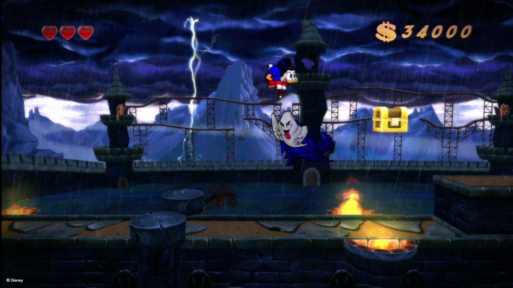 Рецензия на Duck Tales Remastered   Канобу - Изображение 1
