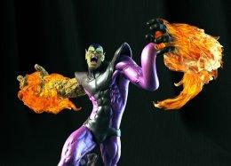 Арт-директор God ofWar для PS4 поделился концепт-артом Супер-Скрулла извселенной Marvel