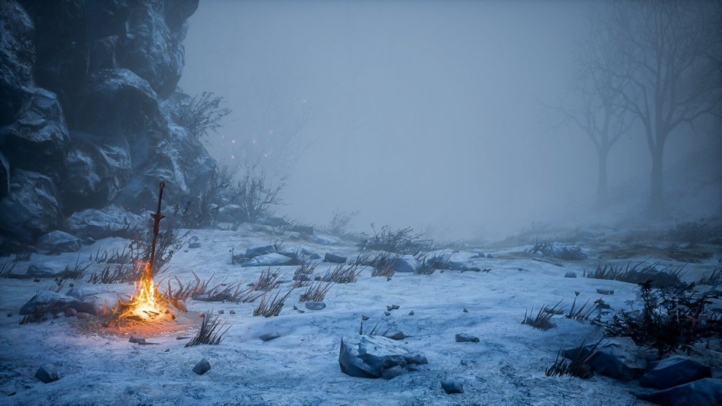 20 изумительных скриншотов Darks Souls 3: Ashes of Ariandel | Канобу - Изображение 10326