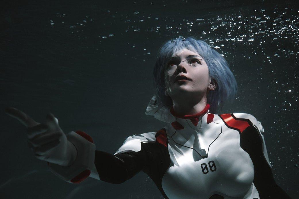 Утопающие, новсе еще прекрасные Аска иРэй вкосплее Neon Genesis Evangelion | Канобу - Изображение 1402