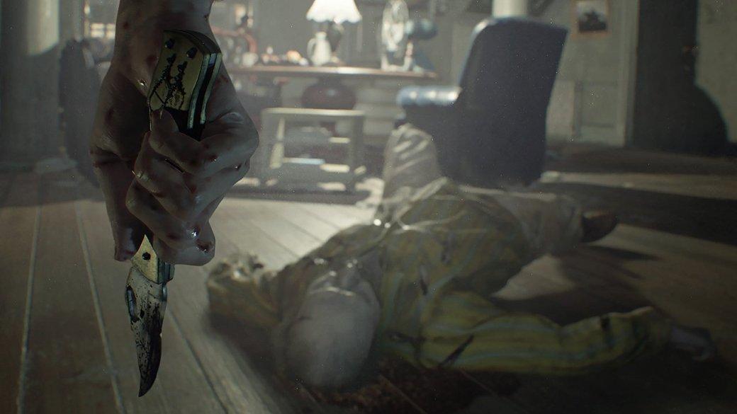 Resident Evil 7 в PS VR | Канобу