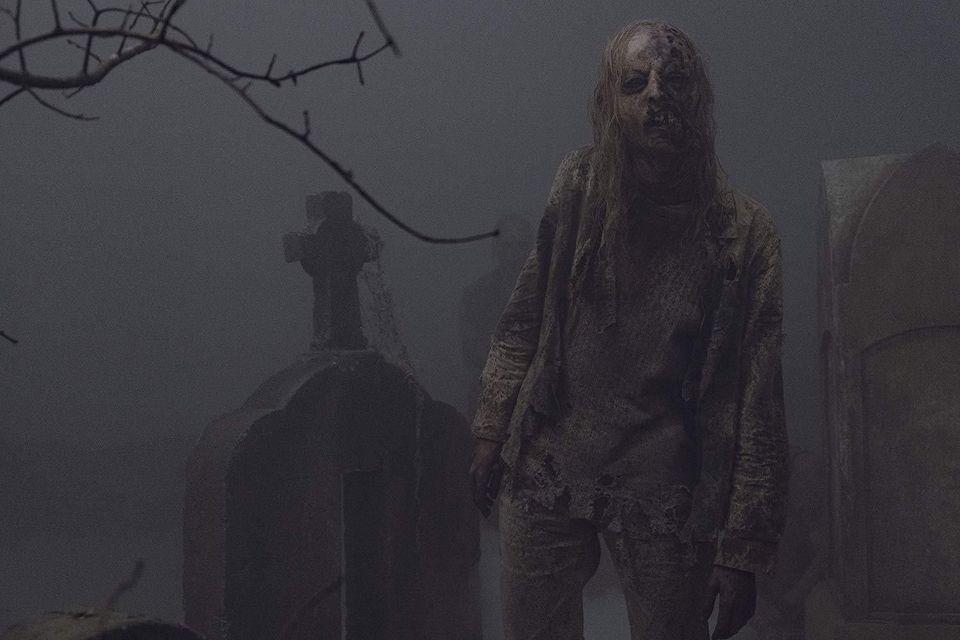 Трейлер 2 половины 9 сезона «Ходячих мертвецов» наконец-то представил лидеров Шепчущихся  | Канобу - Изображение 103
