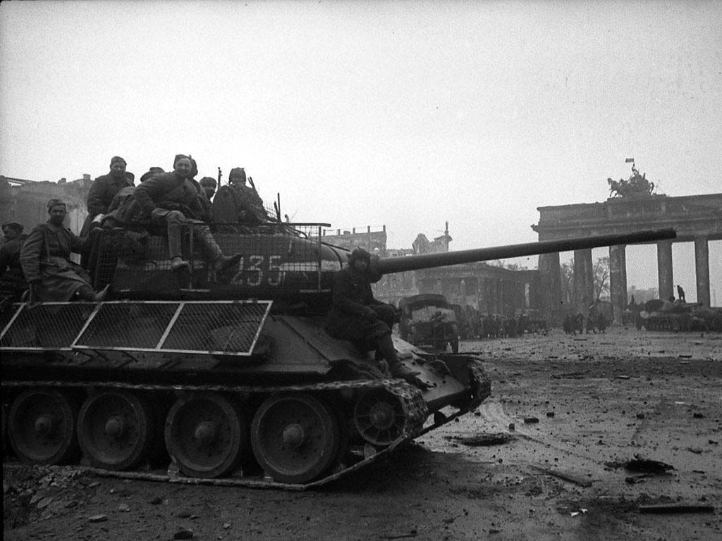 Танки и самоходные установки из World of Tanks, принимавшие участие в битве за Берлин | Канобу - Изображение 3