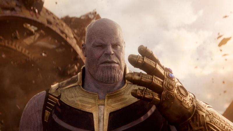 Сам Джош Бролин щелкнул пальцами, чтобы забанить 50% участников подраздела Reddit про Таноса | Канобу - Изображение 1