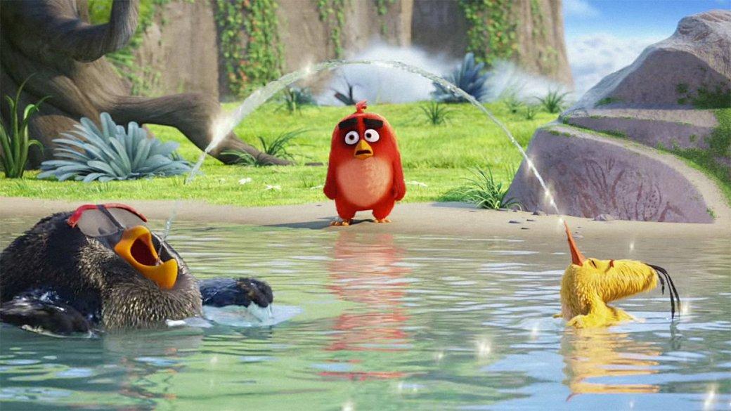 Рецензия на «Angry Birds в кино»   Канобу - Изображение 8