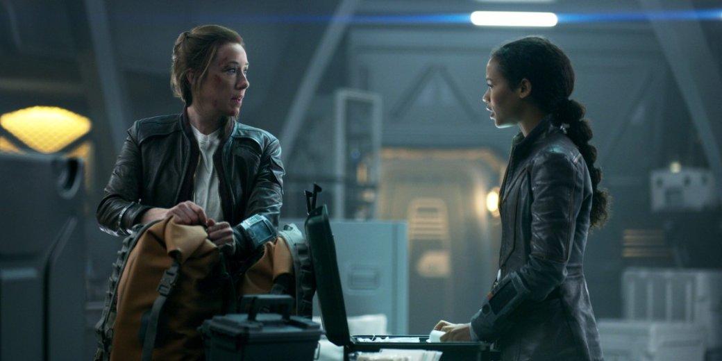 Рецензия на 1 сезон Lost in Space («Затерянные в космосе»). - Изображение 1