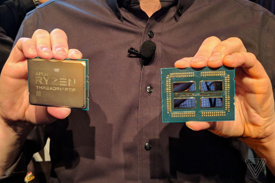 Больше мощи! AMD пообещала выпустить Threadripper второго поколения с32 ядрами. - Изображение 1