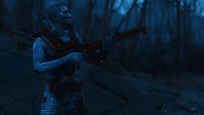 Моддер сделал синтов из Fallout 4 похожими на андроидов из Detroit: Become Human | Канобу - Изображение 4762