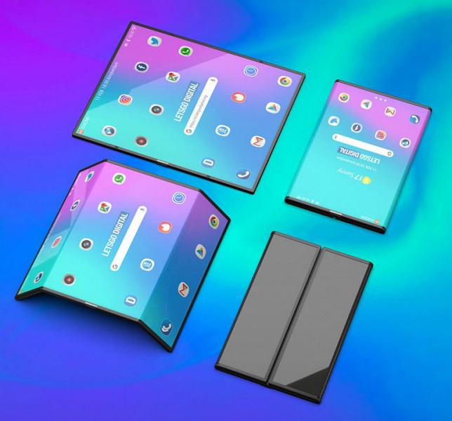 Опубликованы качественные рендеры складного планшетофона Xiaomi   SE7EN.ws - Изображение 2