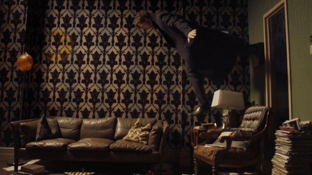 Рецензия на «Шерлок при смерти», 2-ю серию 4-го сезона «Шерлока» | Канобу - Изображение 11