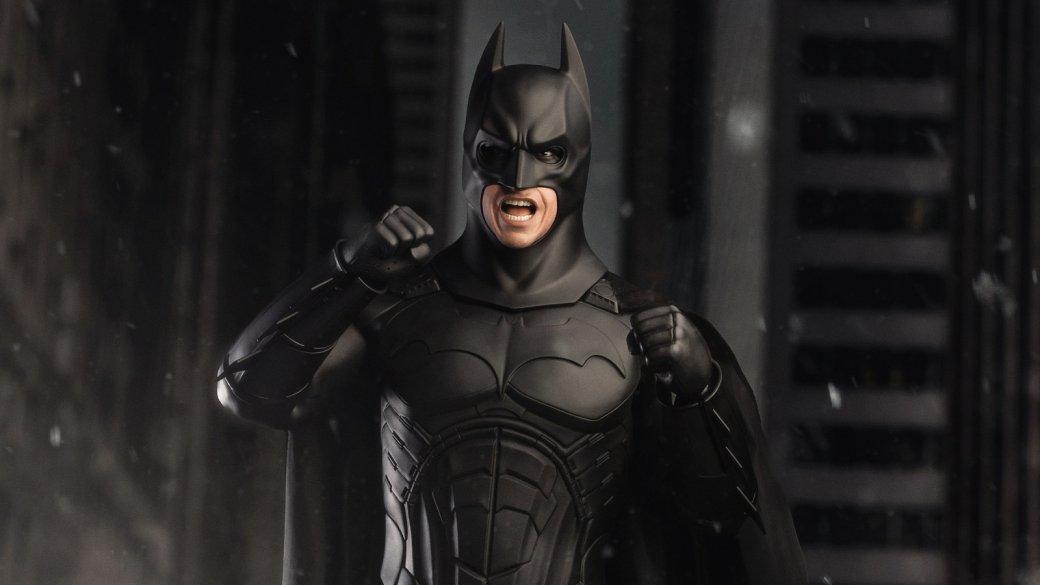 Изначально Shadow ofMordor была игрой про Бэтмена. Вовселенной Нолана! | Канобу - Изображение 0