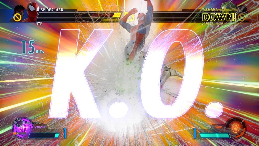 Рецензия (обзор) на Marvel vs. Capcom: Infinite | Канобу - Изображение 0
