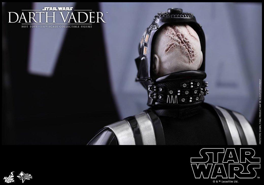 Игры по Звездным Войнам: Фанатам «Звездных Войн» посвящается: новая фигурка Дарта Вейдера из The Empire Strikes Back