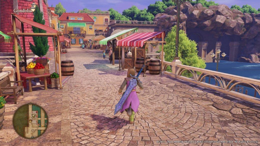 50 невероятно красочных скриншотов Dragon Quest XI | Канобу - Изображение 11530