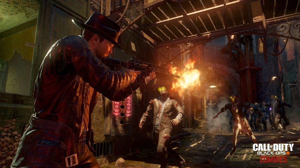 Зомби-режим — лучшее, что есть в Call of Duty: Black Ops 3 | Канобу - Изображение 2