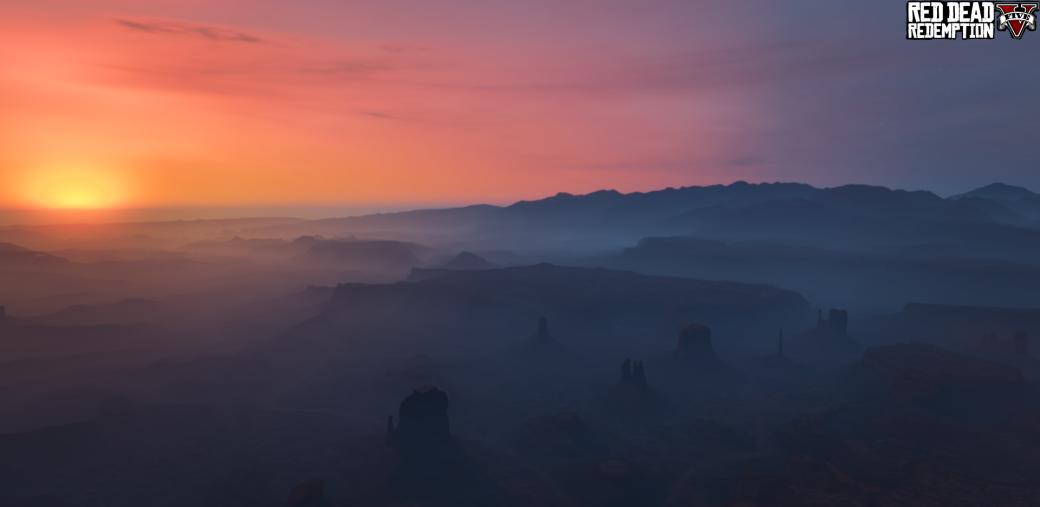 Моддеры перенесут карту Red Dead Redemption в GTA 5 | Канобу - Изображение 0