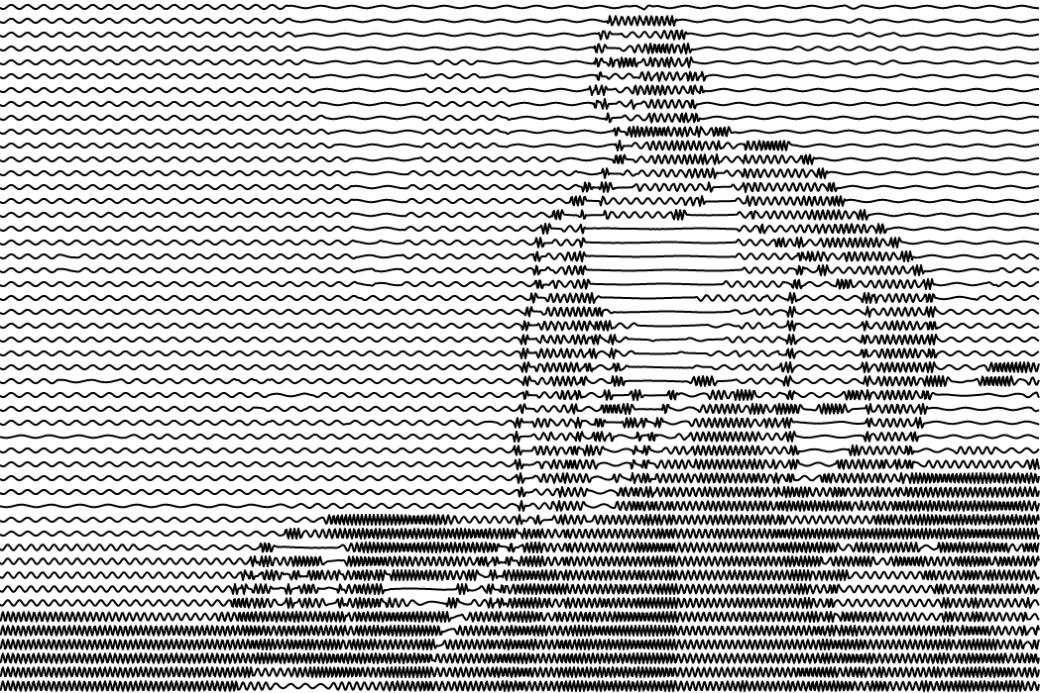 Бэтмен, Ведьмак и Макс Пэйн в минимализме — всего 50 линий и 2 цвета   Канобу - Изображение 6971