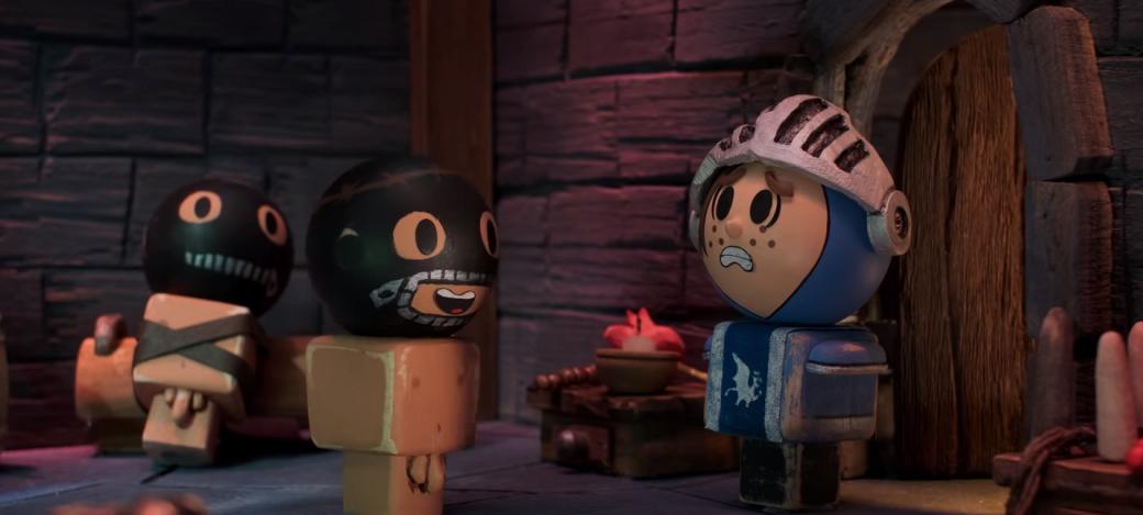 Рецензия на 1 сезон мультсериала «Скрестив мечи» | Канобу - Изображение 3136