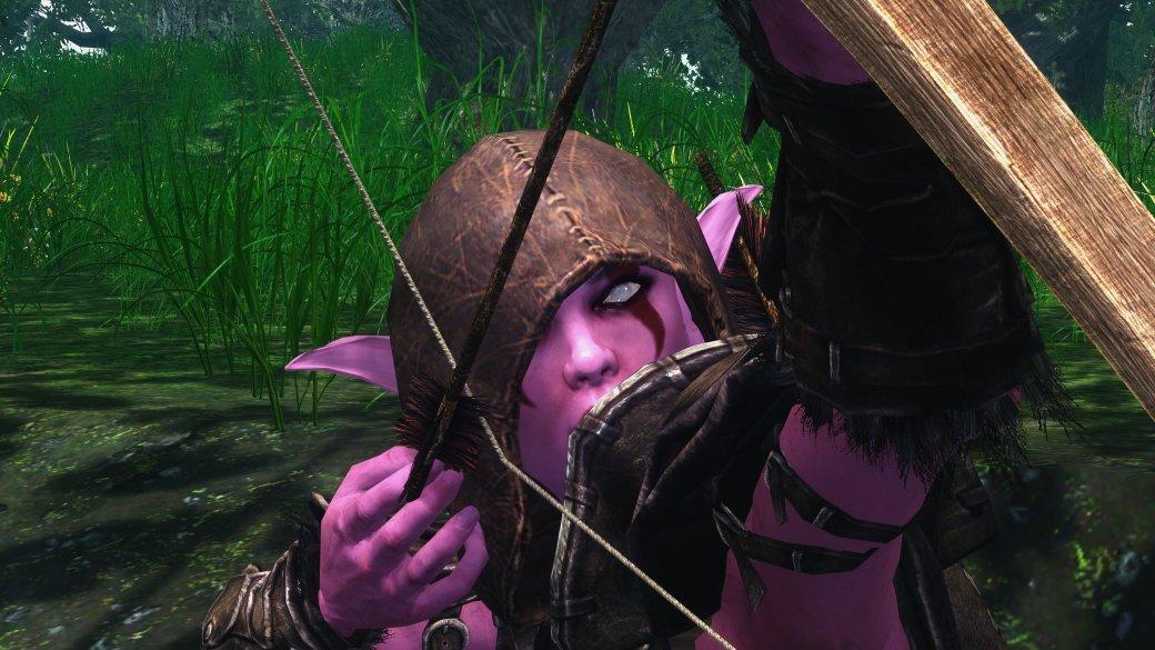 Кроссовер, который мы заслужили: энтузиасты добавили локации из World of Warcraft в Skyrim!  | Канобу - Изображение 1