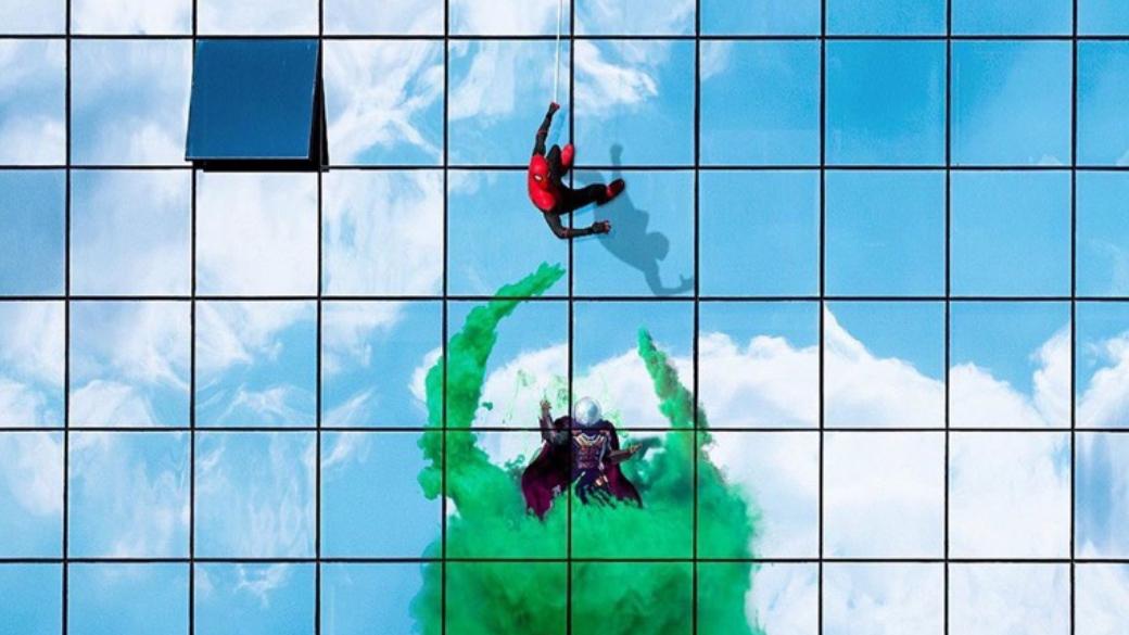 Мнение. «Человек-паук: Вдали отдома»— атмосферный сиквел, превзошедший первую часть | Канобу - Изображение 339