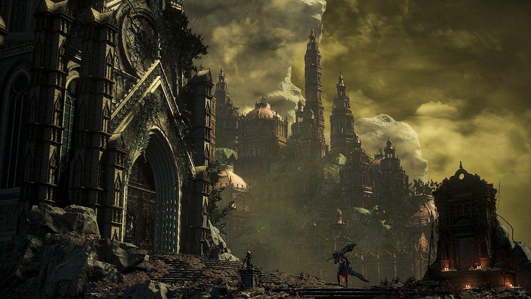 20 изумительных скриншотов Dark Souls 3: The Ringed City | Канобу - Изображение 11