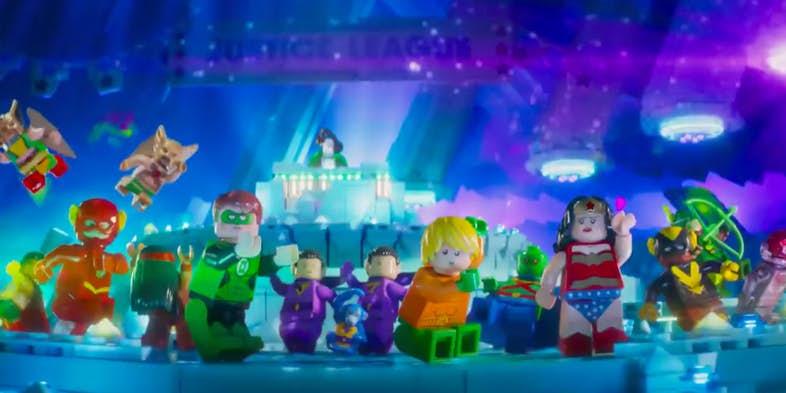 Пасхалки и отсылки в мультфильме «Лего Фильм: Бэтмен» | Канобу - Изображение 12367