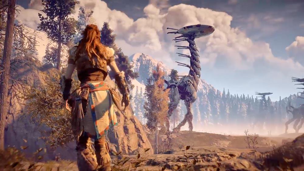 Гильдия сценаристов США назвала лучший видеоигровой сценарий 2017 года. ИэтоHorizon Zero Dawn   Канобу - Изображение 1