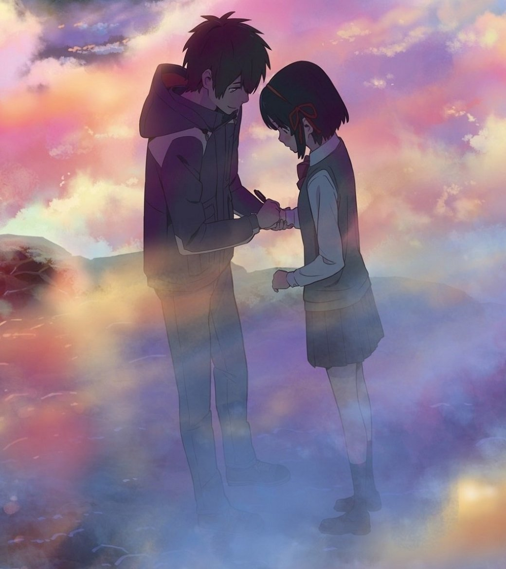 Рецензия на«Твое имя» Макото Синкая | Канобу - Изображение 3