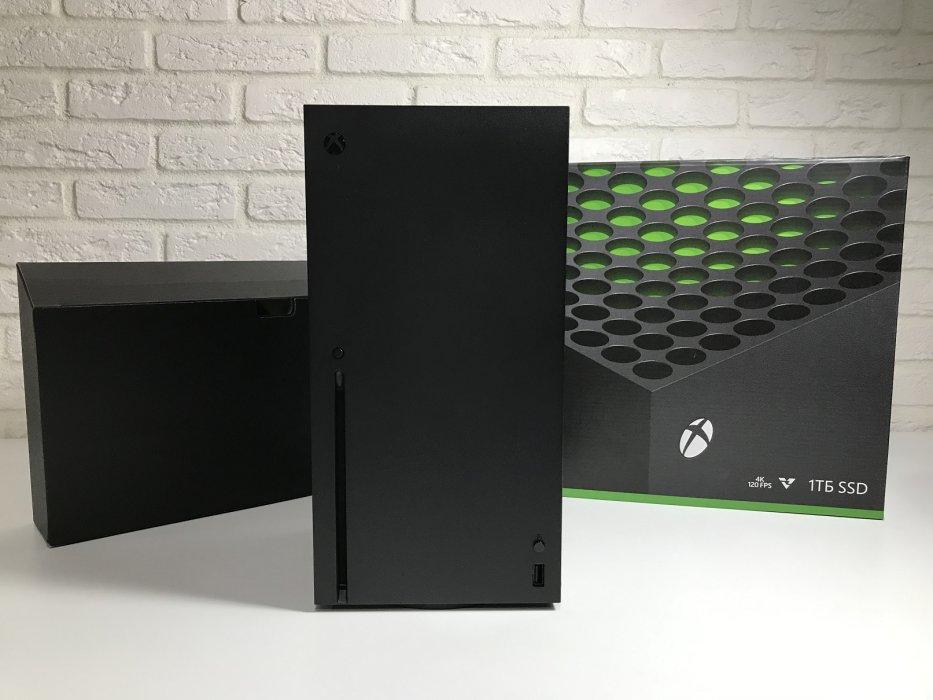 Галерея. Распаковка Xbox Series X— инаглядное сравнение сконсолями прошлого поколения | Канобу